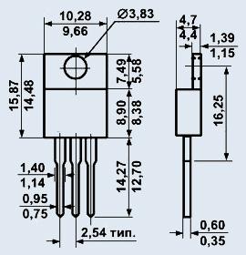 Стабилизатор напряжения l7824cv сварочный углекислотный аппарат