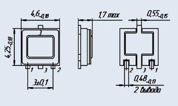 Транзистор 2Т9145Б91