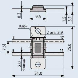 Микросхема 142ЕН12